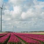 Les pâles d'éoliennes inspirent les designers