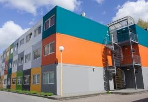 Connaissez vous la maison container maison confort - Cout maison container ...