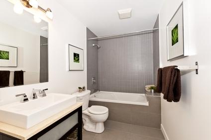 que choisir pour le sol de la salle de bains ? - Salle De Bain Jonc De Mer