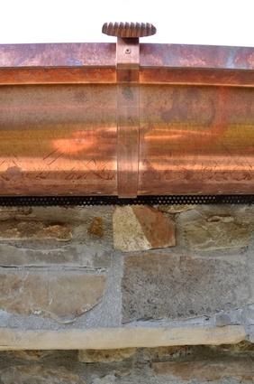 cuivre utilisé dans la construction