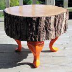 La table tronc: un nouveau concept écologique
