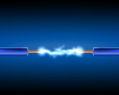 fil electrique courant