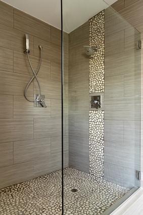 douche salle de bains