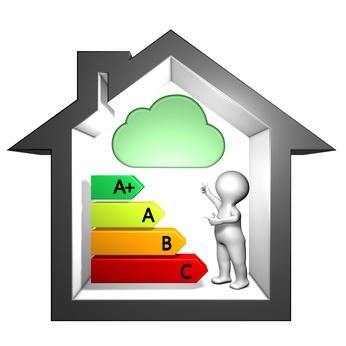 Etiquetage des polluants dans la maison