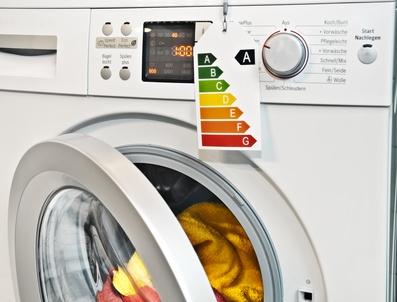 machine a laver et etiquette energie A