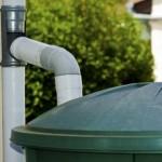 Récupérez l'eau de pluie pour alimenter toilettes et lave-linge !