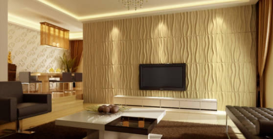 des rev tements muraux innovants. Black Bedroom Furniture Sets. Home Design Ideas