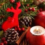 Table de Noël: et si vous optiez pour une déco écolo?