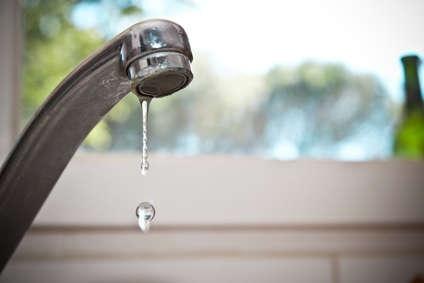 robinet anti-fuites