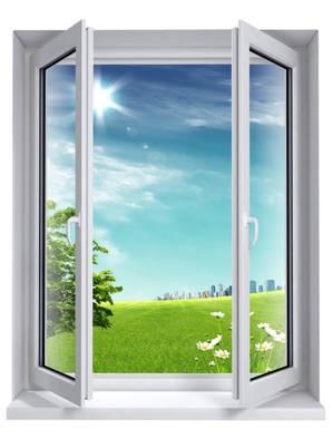 Fenêtre innovante.