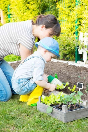 Comment Am Nager Un Jardin Pour Les Enfants