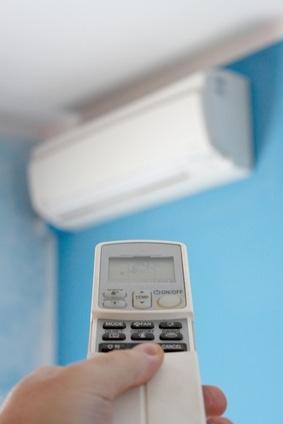 climatisation avec télécommande