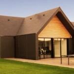 Les maisons en bois sont tendance