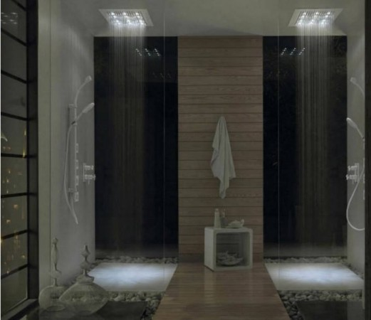 salle de bains - douche