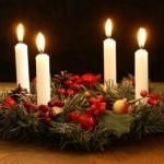 Déco de Noël: comment fabriquer une couronne de l'Avent?