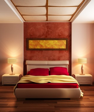 decoration japonaise chambre