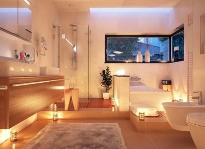 Salle de bains connectée