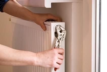 purge d'un radiateur
