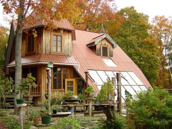 maison ecologique - materiaux ecologiques