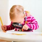 Comment aménager un espace de travail dans une chambre d'enfant?