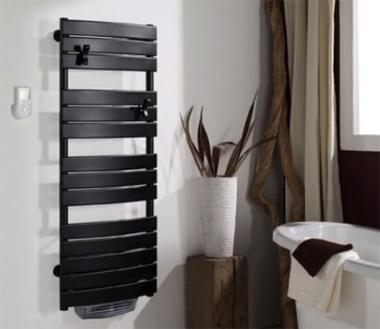 pourquoi installer un s che serviette. Black Bedroom Furniture Sets. Home Design Ideas