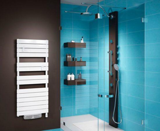radiateur sèche-serviette soufflant