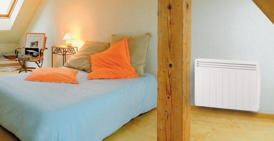 chauffage électrique chambre