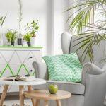 La green attitude envahit votre décoration intérieure