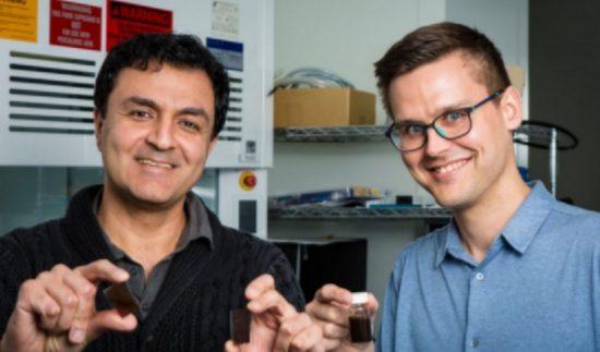 chercheurs australiens - peinture solaire