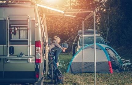 chauffage camping car