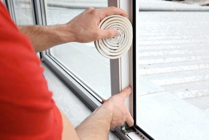 Extremement Les joints de calfeutrage pour les fenêtres PG-96
